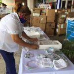 Global Links dona insumos médicos para Nicaragua