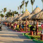 Puerto Salvador Allende desarrolla actividades recreativas para todos