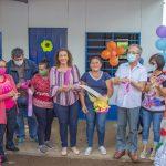 Vivienda digna es entregada a familia de San Isidro de Bolas