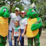 37 Años del Refugio «Chacocente», uno de los 5 lugares del mundo donde anidan las tortugas marinas