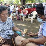Clínicas móviles preparadas para garantizar salud gratuita y de calidad