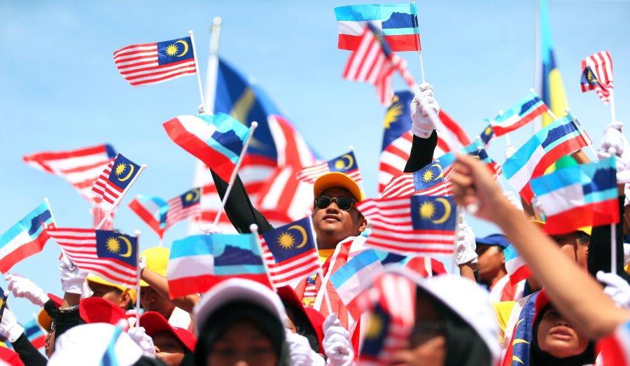 malasia bandera idnependencia