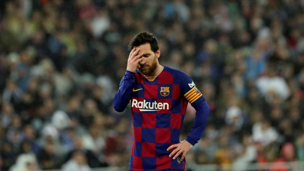 lionel messi barcelona retiro