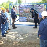 Construcción de pozo de agua potable en Villa Fontana avanza 90%
