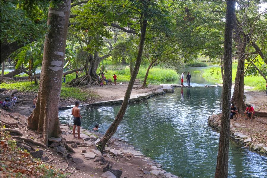 Visita la atractiva Reserva Natural Rio Manares de Aguas Agrias