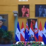 Presentan virtualmente copias de estilo de cinco nuevos embajadores