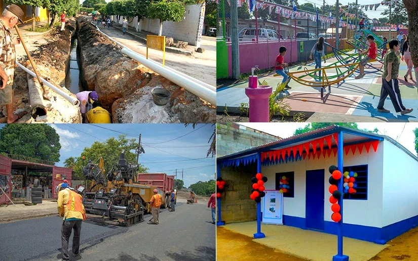 proyectos municipales