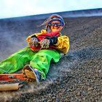 Conocé la adrenalina en el hermoso Volcán Cerro Negro