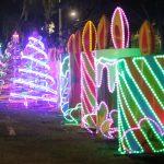 Inicia instalación de adornos navideños en Managua