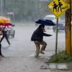 Más lluvias persistirán los próximos días en Nicaragua