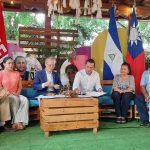 Lanzamiento de la II edición de la Expo Feria Nicaragua Fuerza Bendita Emprendimientos que Inspiran