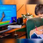 Teleclases refuerzan el aprendizaje de estudiantes de Nicaragua