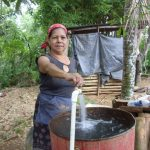 Agua potable llega a más familias en Nicaragua