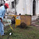 Alcaldía de Managua inicia labores de limpieza en Cementerio General