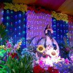 Comerciantes ofertan productos de cara a las fiestas marianas 2020
