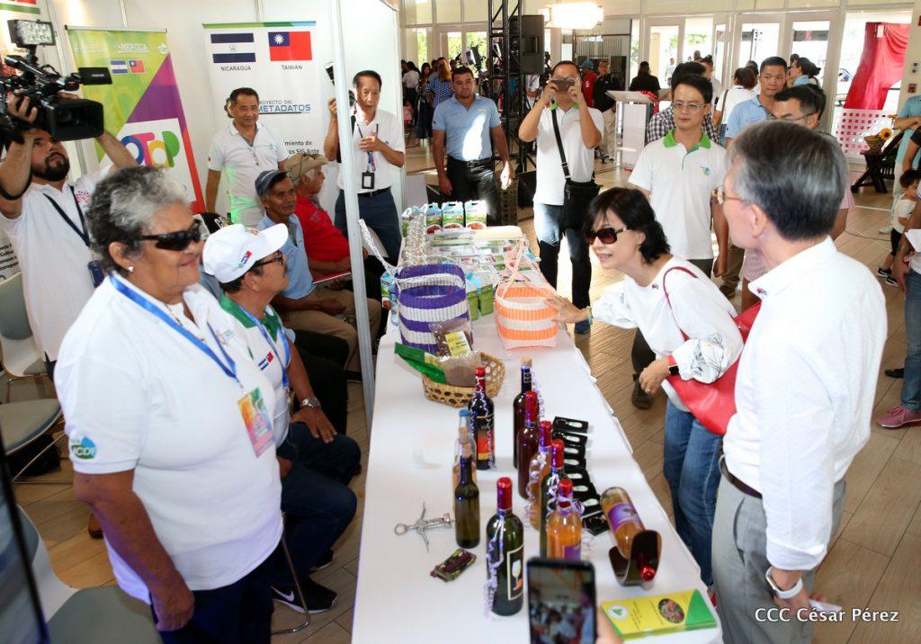 expo-feria nicaragua fuerza bendita