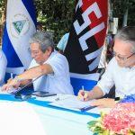 Taiwán realizó el V desembolso para construcción de nuevas viviendas dignas en Nicaragua
