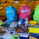 Gobierno de Nicaragua inicia envío de más de un millón de paquetes escolares