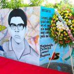 Juventud Sandinista rinde homenaje al poeta guerrillero Leonel Rugama