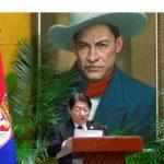 Canciller de Nicaragua condecora a Embajador de Serbia