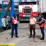 Fuerza Naval brinda cobertura e inspección de embarcaciones