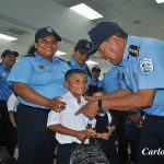 Gobierno de Nicaragua entregará útiles escolares a hijos de policías que ofrendaron su vida
