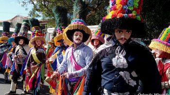 Diriamba: Continúa derroche de cultura en honor a San Sebastián Mártir