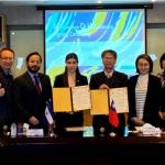 Nicaragua: Realizan firma Memorándum de Entendimiento con Universidad de Taiwán