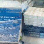 Llega a Nicaragua donación inicial de Vacunas Sputnik V
