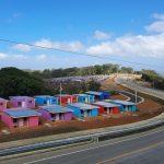 Construyen nueva urbanización y miradores en el Crucero