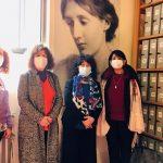 Nicaragua visita la Casa Internacional de la Mujer en Roma