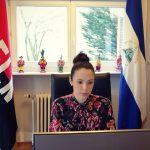 Realizan diálogo «Las Mujeres abren el camino» en Bélgica