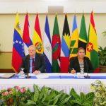 Efectúan XXI Consejo Político del ALBA-TCP
