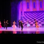 Presentan Obra de ballet «La Cabeza de Rawi»