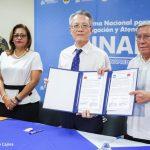 Nicaragua: Taiwán entrega donación de medios auxiliares