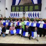 Asamblea Nacional destaca a periodistas nicaragüenses