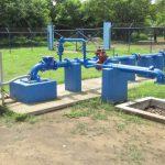 Continúa la construcción del nuevo pozo en Pochocuape