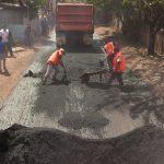 Alcaldía de Managua finaliza el mejoramiento de calles en el Distrito VI