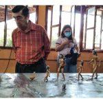 Inauguran Maqueta de la Familia Ancestral de Acahualinca