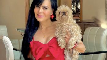 Maribel Guardia en el centro de la polémica por el estado de su perro
