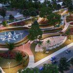 Propuesta diseño del Parque Monumento Bicentenario de Centroamérica