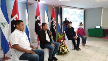 Realizan encuentro con asesores departamentales de educación física en Nicaragua