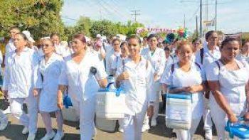 Gobierno de Nicaragua concluirá Jornada Nacional de Vacunación este 24 y 25 de abril