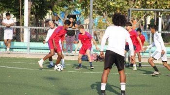 Realizan megasimultánea en el Día Internacional del Fútbol