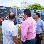 Inician construcción del Parque Bicentenario de las Américas