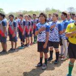 La Alcaldía de Managua inaugura Campeonato Nacional de Rugby