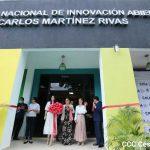 Inauguran Centro Nacional de Innovación Abierta «Carlos Martínez Rivas»