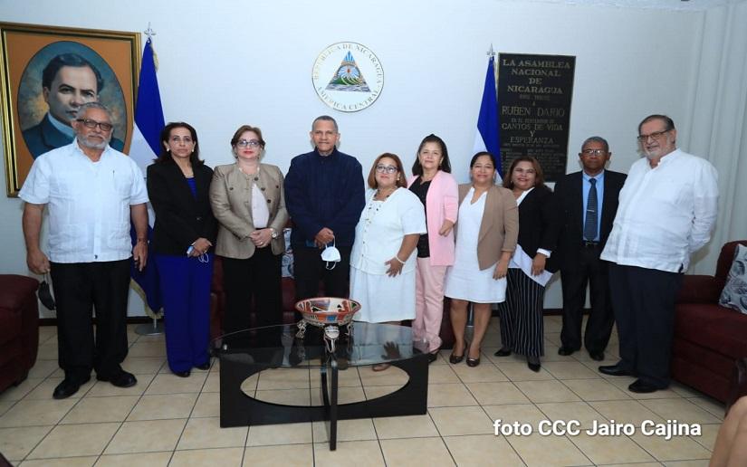 Magistrados y magistradas del CSE son juramentados ante la Asamblea Nacional