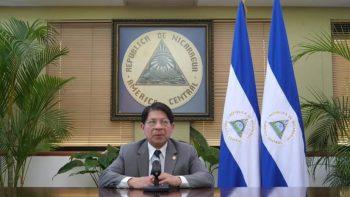 Discurso de Nicaragua ante el Consejo de Derechos Humanos, pronunciado por el Canciller Denis Moncada