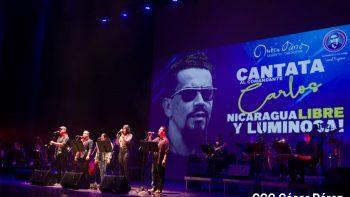 Cantata en homenaje al Comandante Carlos Fonseca